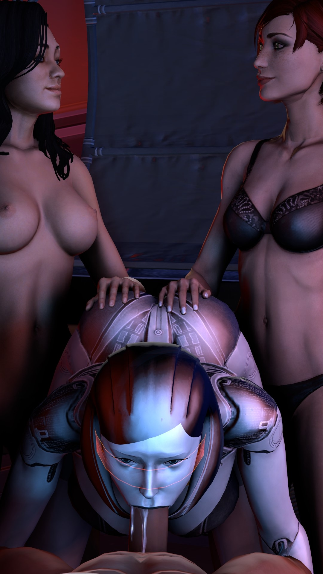 Asai fuced in mass effect 3 hentai porn tubes