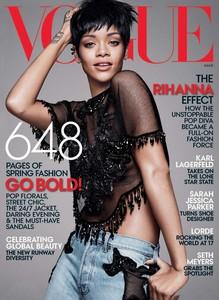 Vogue Magazine (2014) USA