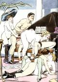Tom Sargent - Fireside Orgies