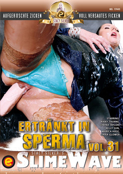Slime Wave 31 - Ertränkt in Sperma / Demolished by Cum (2013) WEBRip