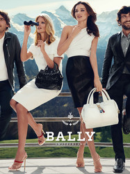 Bally Campaign (2012) Spring