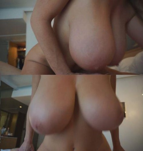 Kelly   Milf with Big Tits Waking up in Downtown