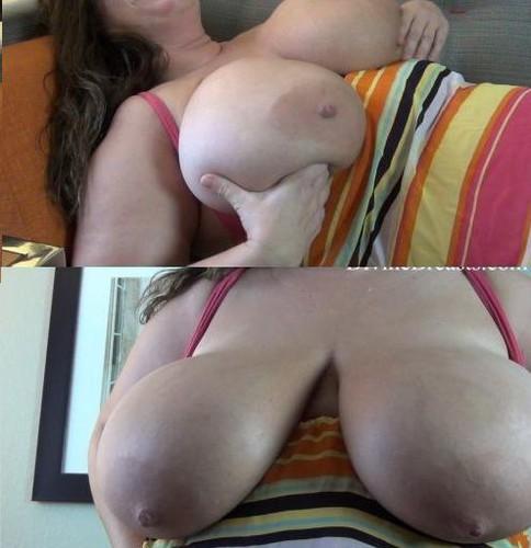 Hayley Jane   Bouncing Mega Boobs HD