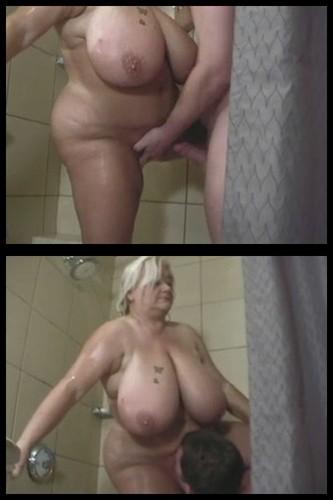 Shugar   Monster Tits Shower Fuck