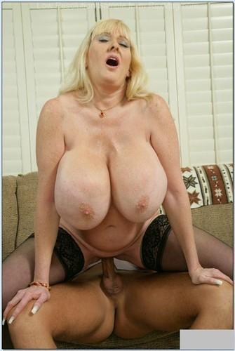 kleevage kayla Milf tits teacher big